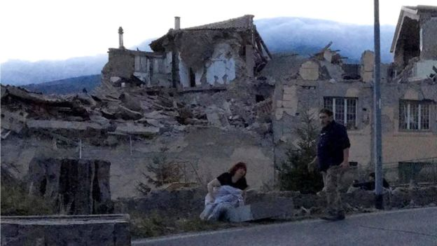 8 People Dead As Earthquake Hits Italy Today [Video]