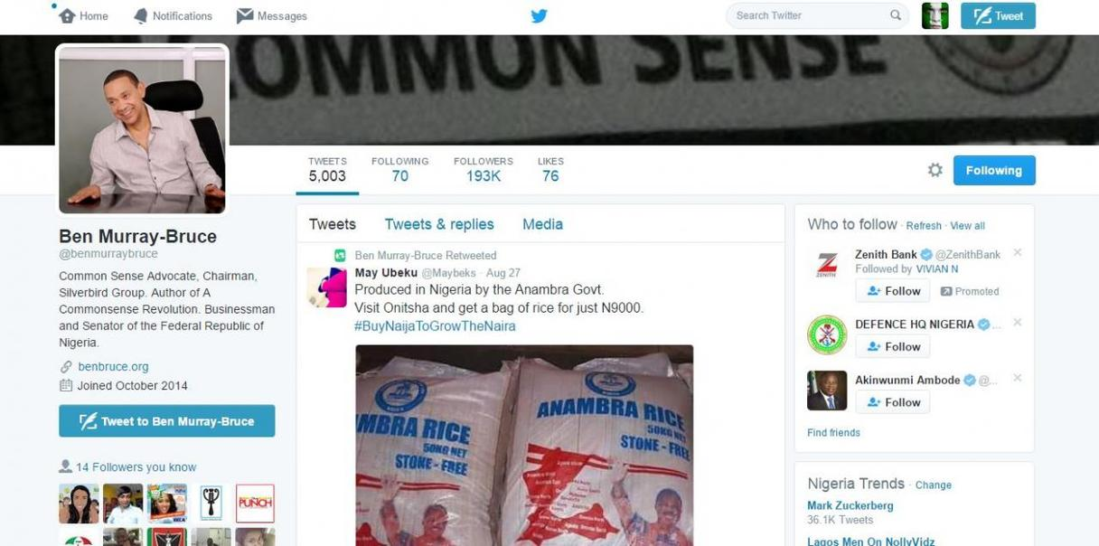 Made In Anambra Rice Sells For ₦9,000 In Onitsha