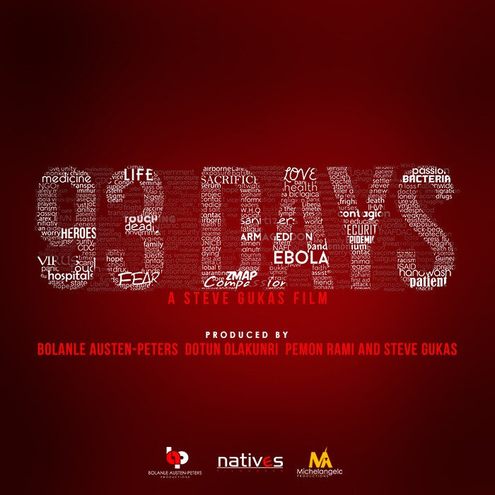 DANNY GLOVER, BIMBO AKINTOLA AND TIFF RISING STAR, SOMKELE IYAMAH IDHALAMA STAR IN 93 DAYS TO PREMIERE AT THE TORONTO INTERNATIONAL FILM FESTIVAL 2016
