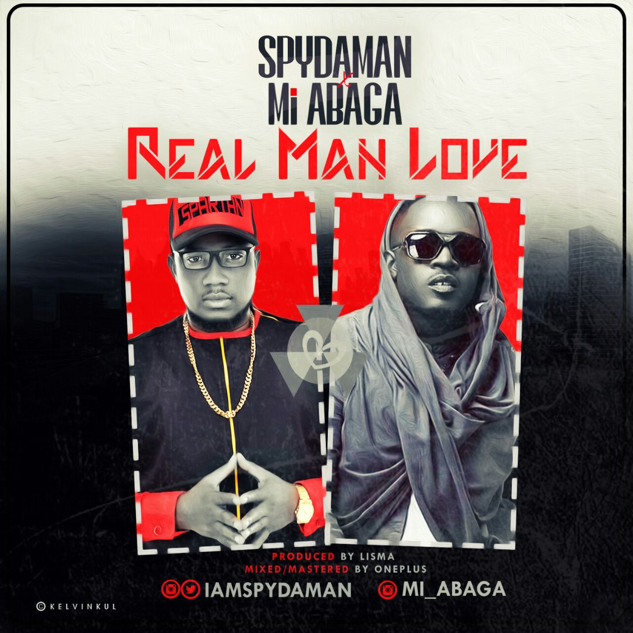 SpyDaMan ft. M.I Abaga – Real Man Love (prod. Lisman)