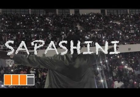 VIDEO: StoneBwoy – Sapashini (Viral)