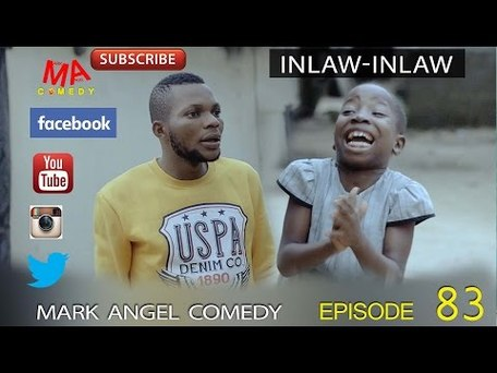 Video (Skit): Emmanuella & Mark Angel Comedy – INLAW INLAW (Episode 83)