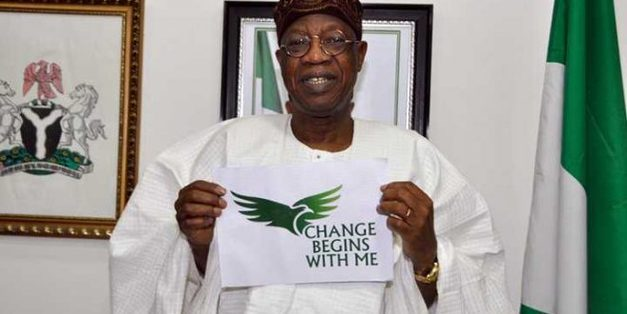 Change Begins With Me: Lai Mohammed accuses newspaper of libel