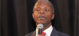 Buhari taking Nigeria out of wilderness like the Israelites – Osinbajo