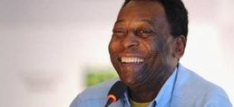 Football Legend, Pele Set To Visit Nigeria On September 22