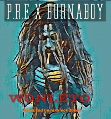 P.R.E – Wonleto Ft. Burna Boy