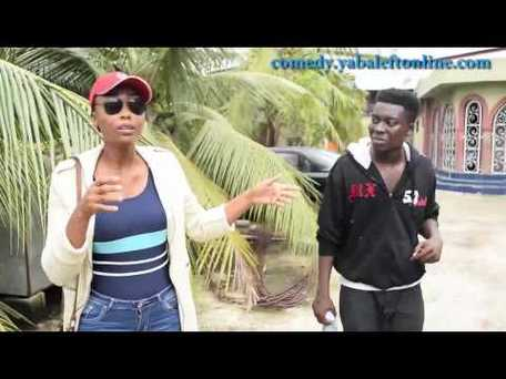 The Broke Player – Episode 07 (YabaLeftOnline Comedy)