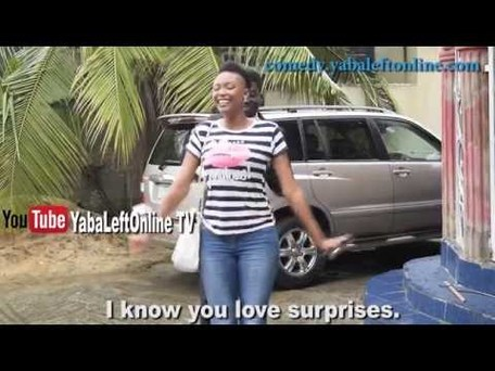 The Surprise – Episode 09 (YabaLeftOnline Comedy)