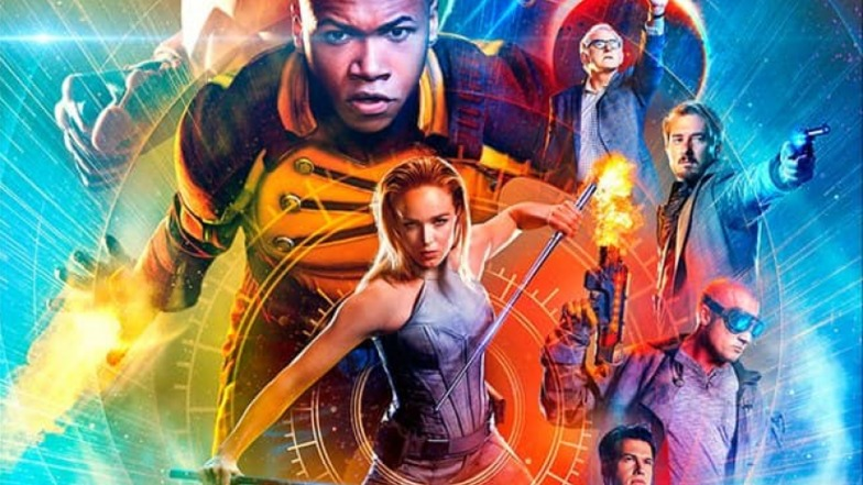 Legends Of Tomorrow Season 2 Episode 1 – Out of Time [S02E01]