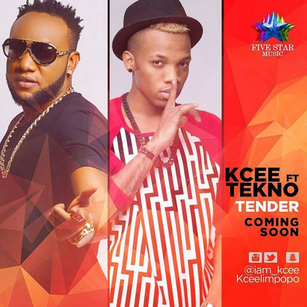 Kcee ft. Tekno – Tender