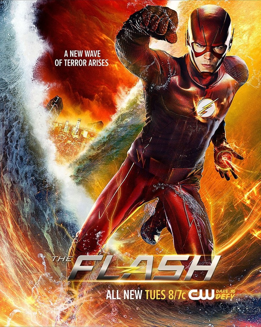FULL: The Flash Season 3 Episode 2 (S03E02) – Paradox