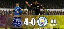 EPL VIDEO: Everton 4 – 0 Manchester City All Goals & Highlights 2016