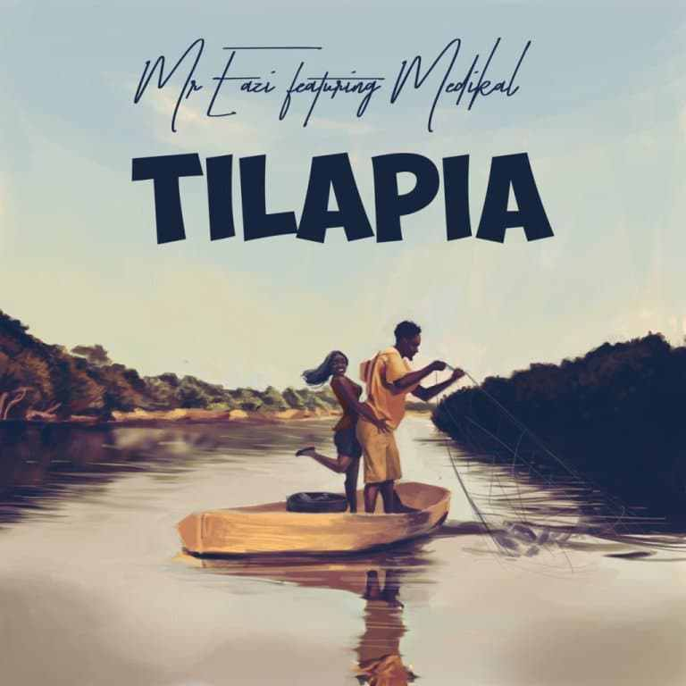 Mr. Eazi ft. Medikal – Tilapia (Prod. By Del'B)