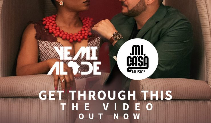 VIDEO: Yemi Alade ft. Mi Casa – Get Through This