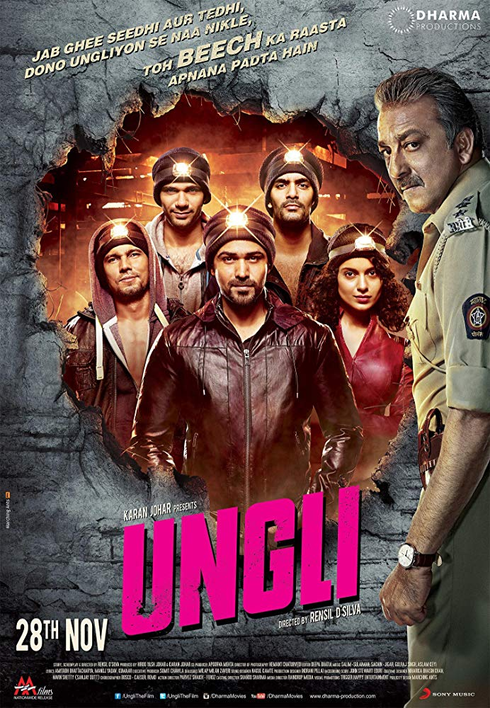 Ungli (2014) - Bollywood Movie