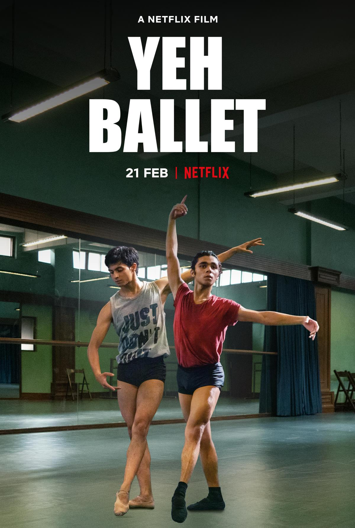 Yeh ballet (2020) - Bollywood Movie